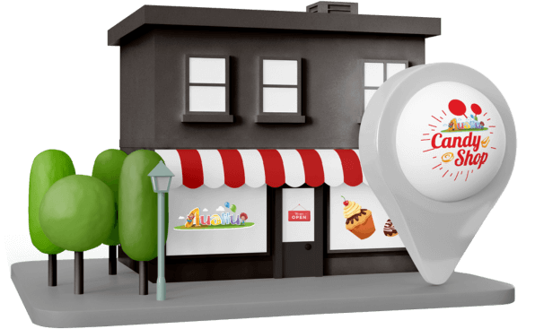 Брандиране на търговски  обекти и офиси